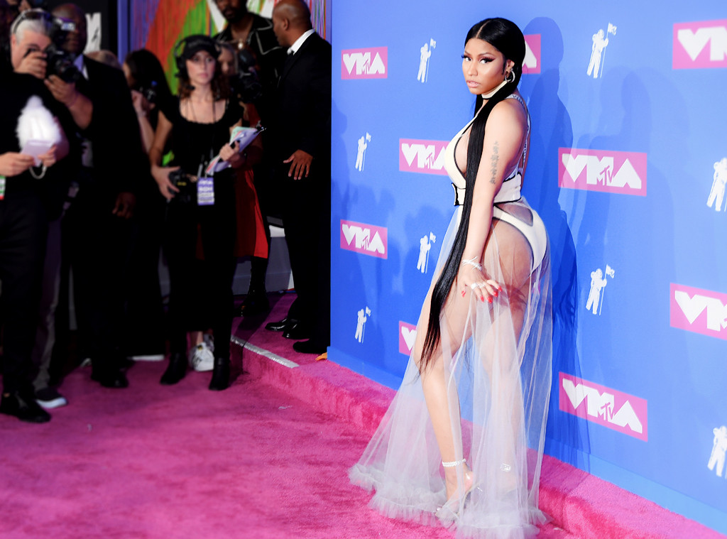 Nicki Minaj , MTV Video Music Awards, VMA's