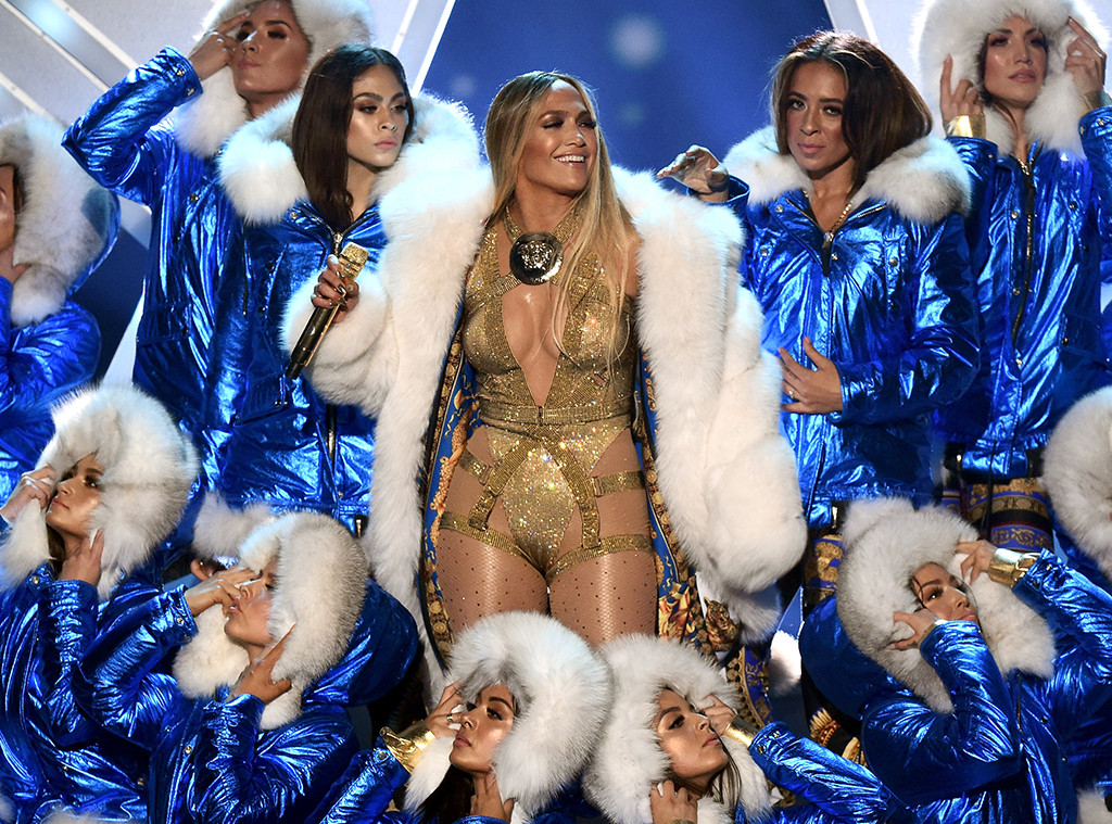 Jennifer Lopez, 2018 MTV Video Music Awards, VMAs, Show