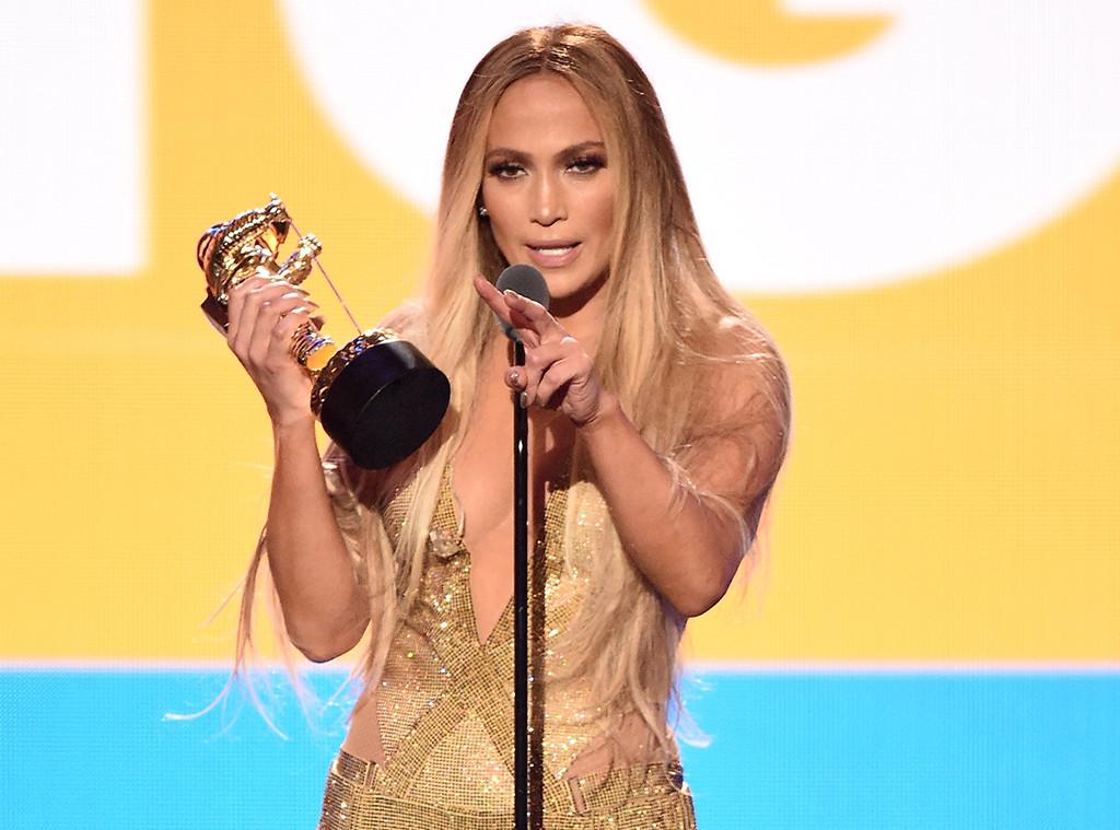 Jennifer Lopez, 2018 MTV Video Music Awards, Show