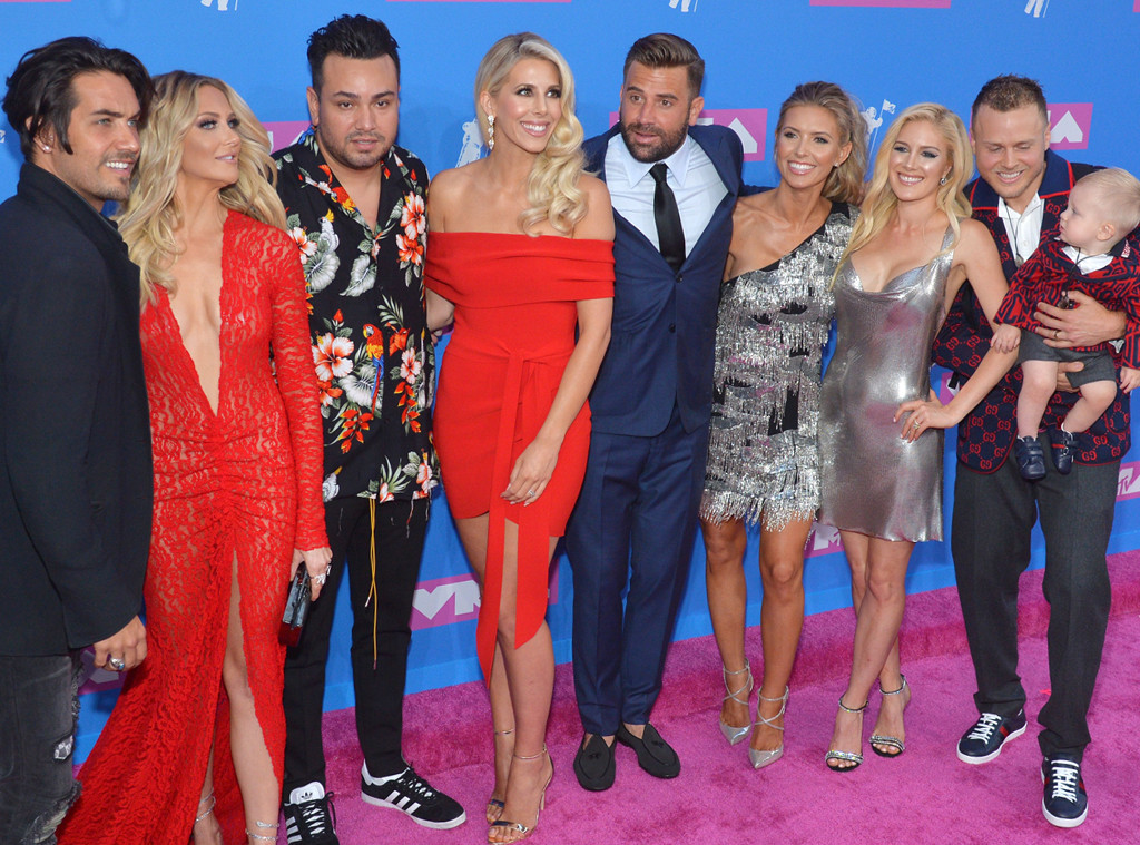The Hills Cast, MTV Video Music Awards, VMA's