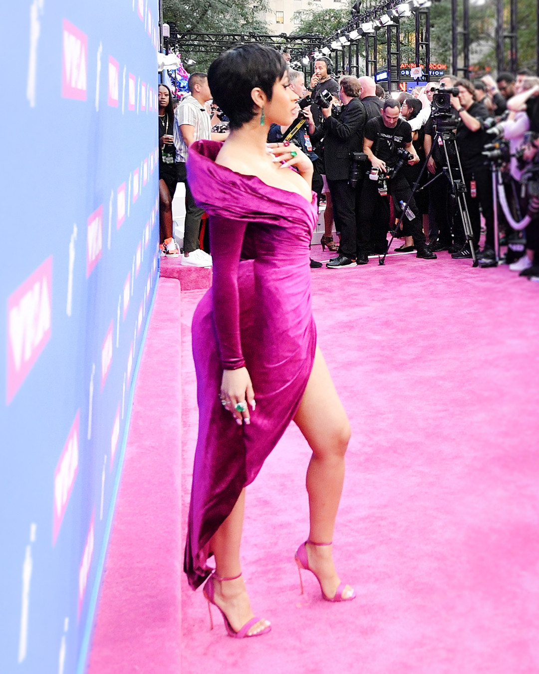 Cardi B, MTV Video Music Awards, VMA's