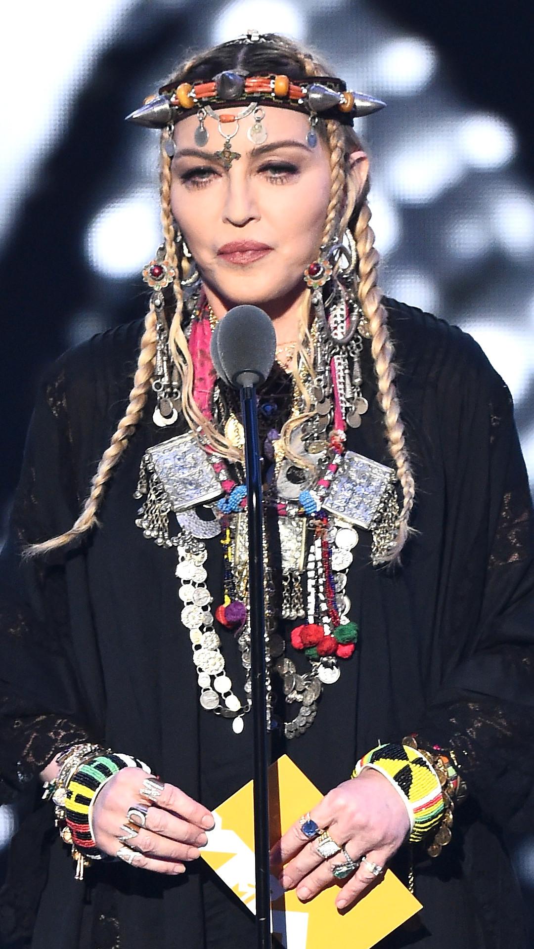Madonna, 2018 MTV Video Music Awards, VMAs
