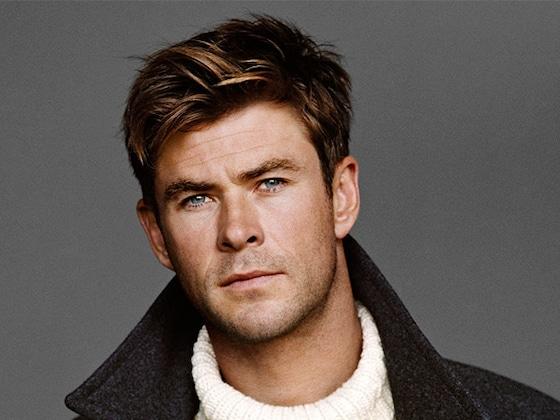 Chris Hemsworth Vows Not to Exploit His Children on Social Media