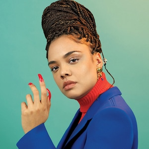 Tessa Thompson, The Cut