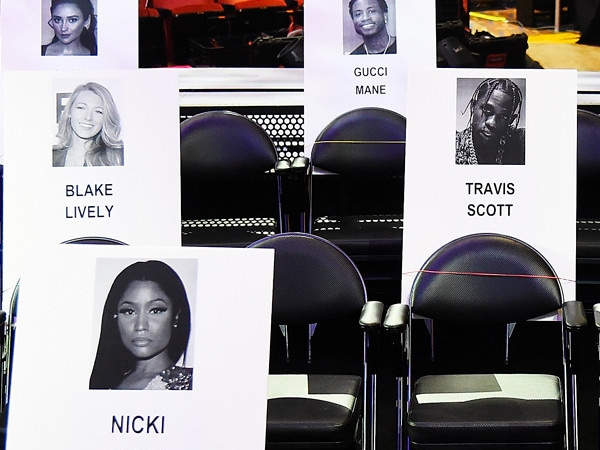 2018 MTV VMAs: How Seating Arrangements Are <i>Really</i> Decided