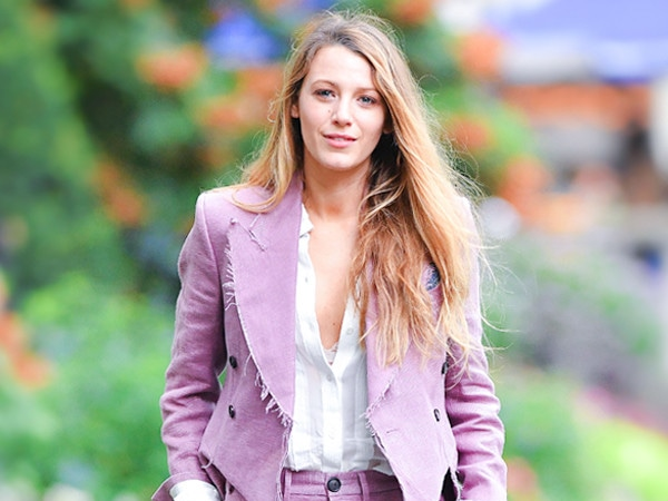 Blake Lively Is Taking Menswear-Inspired Fashion to Another Level—See Her 6 Latest Looks