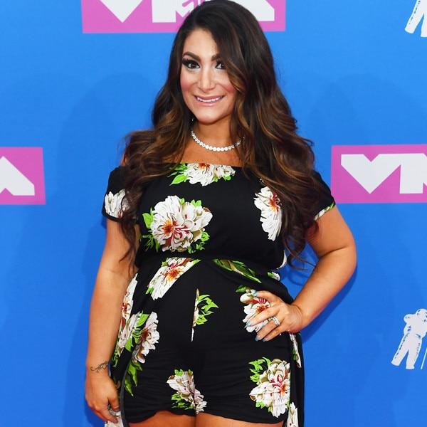 Jersey Shore's Deena Cortese Gives Birth to a Baby Boy - E! Online