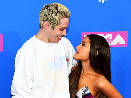 Ariana Grande and Pete Davidson Split: Take a Look Back at Their Whirlwind Romance