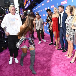 Pete Davidson, Ariana Grande, The Hills Reunion MTV Video Music Awards, VMAs