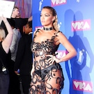 MTV VMAs 2018: Risky Red Carpet Looks