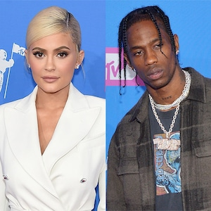 Kylie Jenner, Travis Scott, 2018 MTV Video Music Awards, VMAs