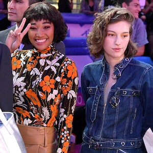 Amandla Stenberg, King Princess, 2018 MTV Music Video Awards, VMAs