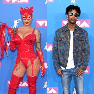 Amber Rose, 21 Savage, 2018 MTV Video Music Awards, VMAs