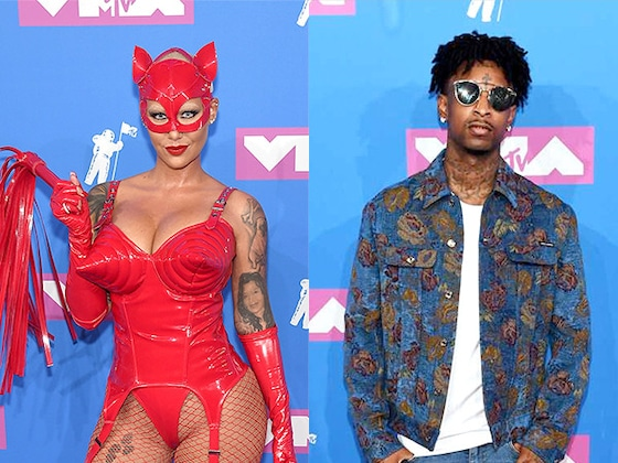 OMG, There Were a <i>Ton</i> of Exes Who Showed Up to the MTV VMAs