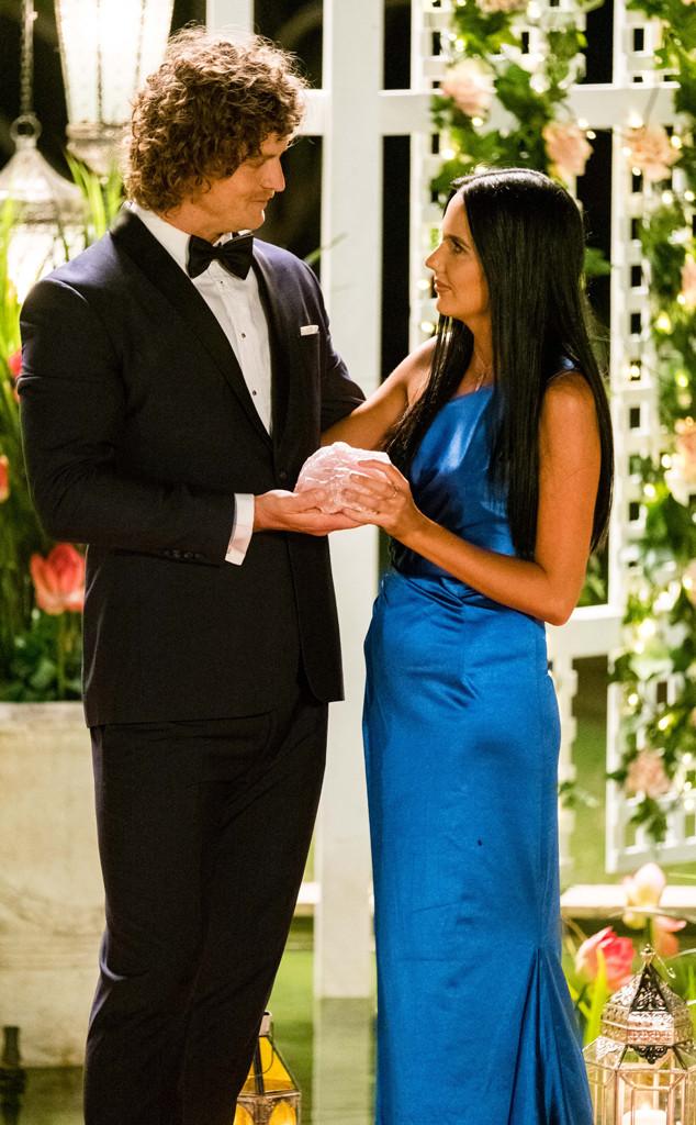 Cayla, The Bachelor