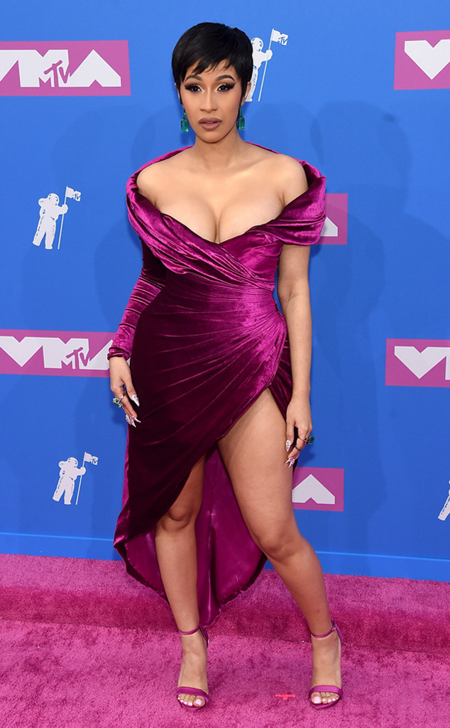 Mtv Video Music Awards 2018 Red Carpet Fashion See Every Look As