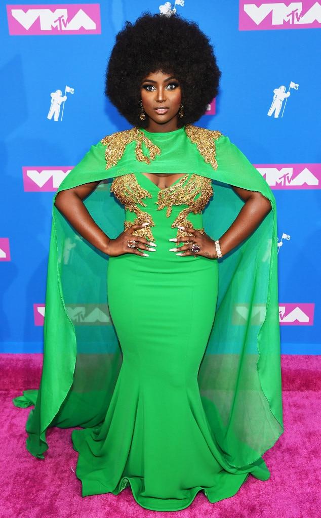 Amara La Negra From Mtv Vmas 2018 Best Dressed Stars E News