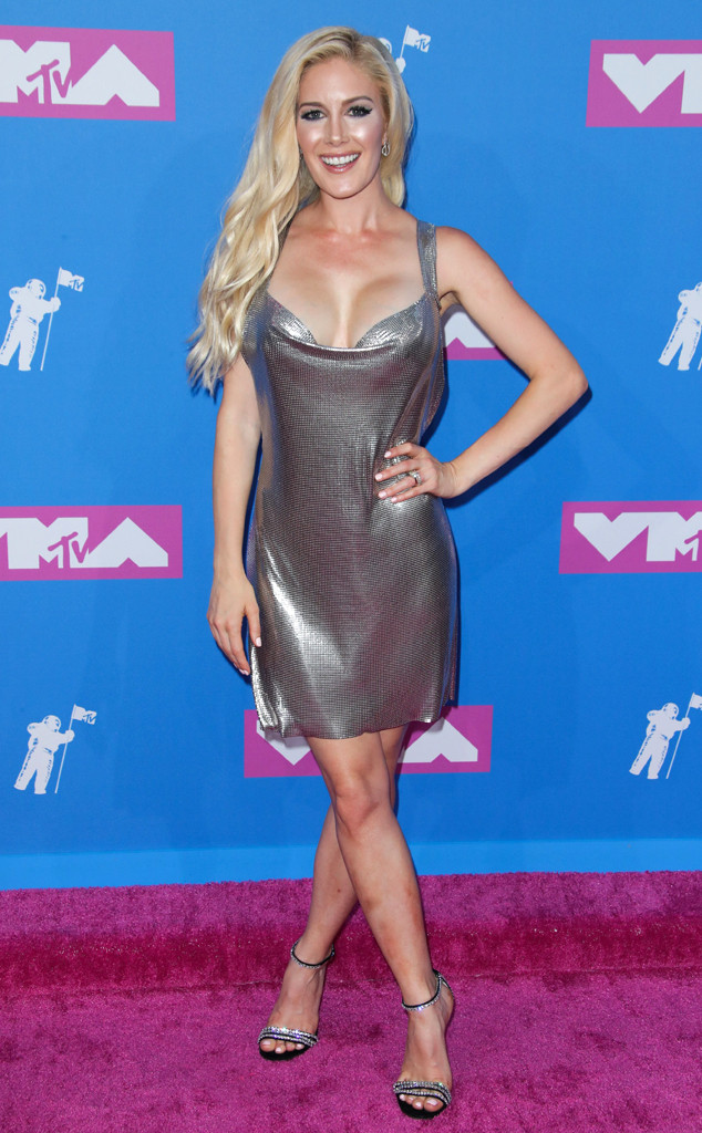 Heidi Montag, MTV Video Music Awards, VMA's