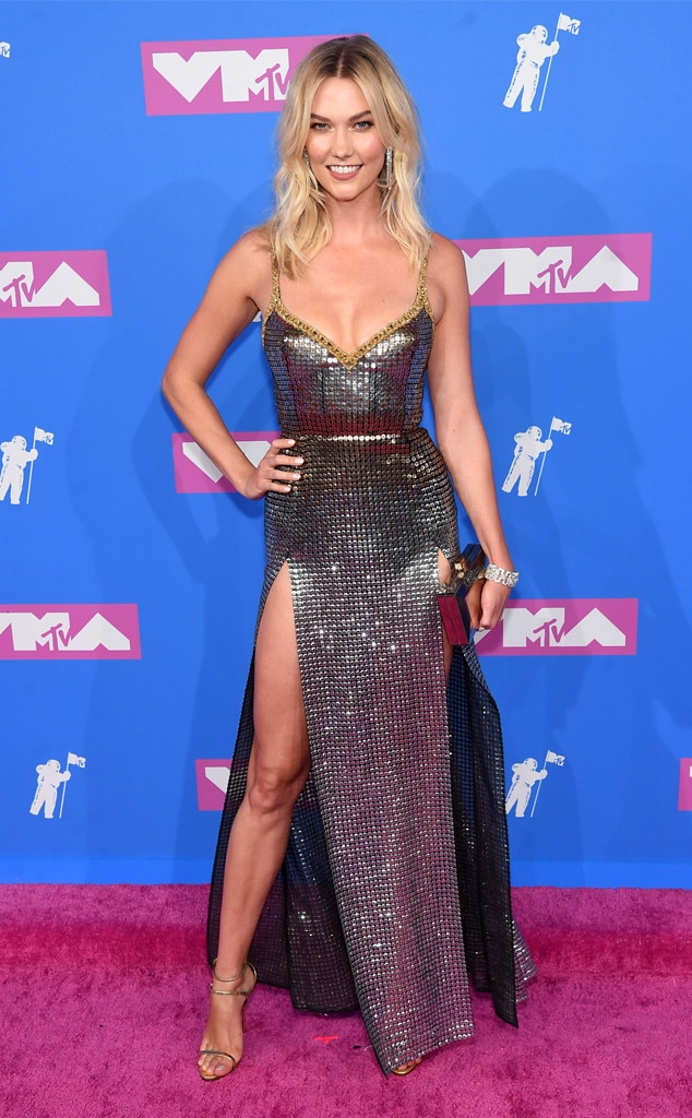 Image result for karlie kloss vma