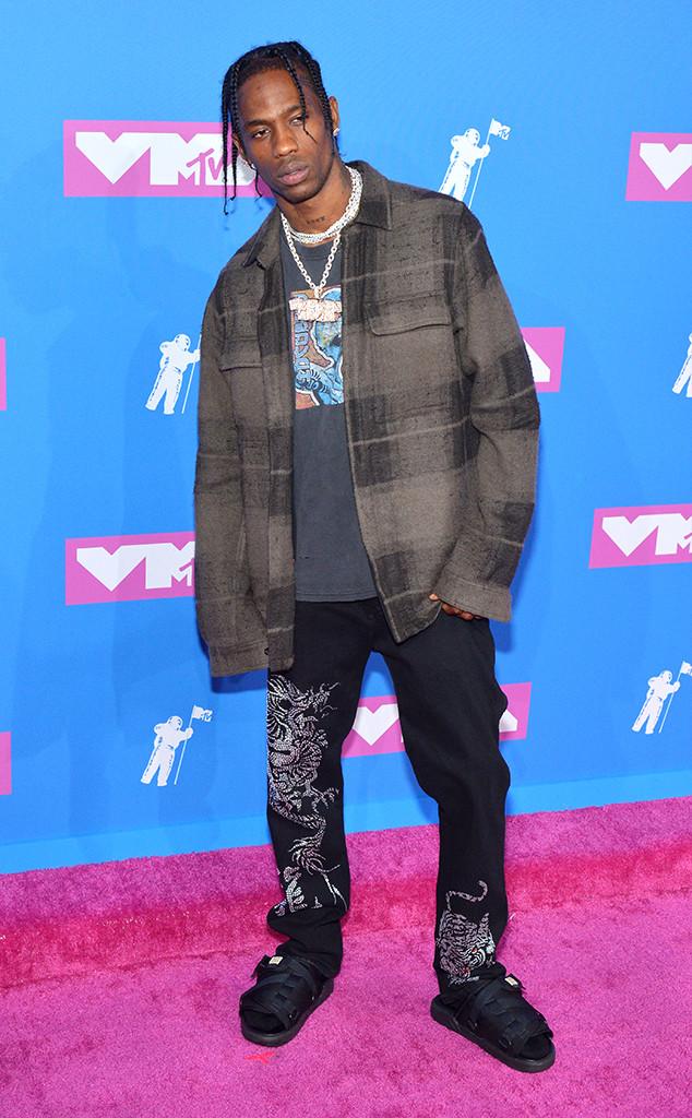 Travis Scott, 2018 MTV Video Music Awards, VMAs