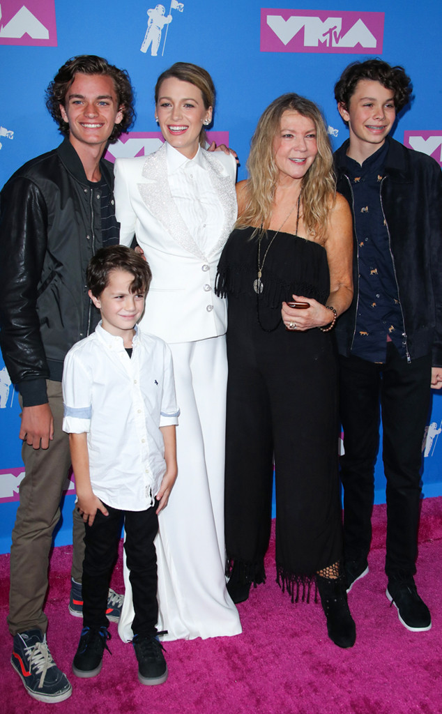 Blake Lively, Family, 2018 MTV Video Music Awards, VMAs
