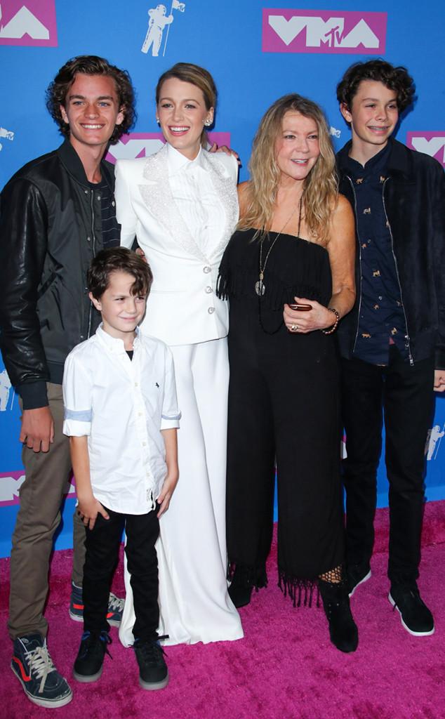 Blake Lively, Family, 2018 MTV Video Music Awards, VMAs