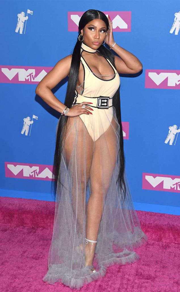 Nicki Minaj, 2018 MTV Video Music Awards, VMAs