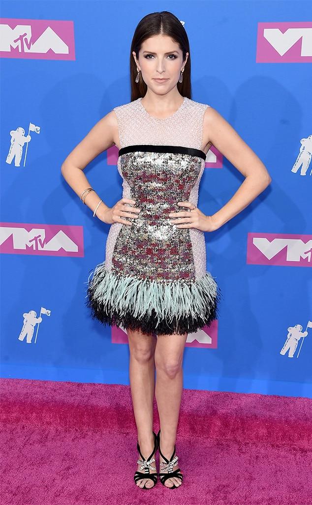 Anna Kendrick, MTV Video Music Awards, VMA's
