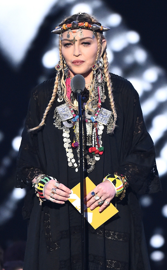 Madonna, 2018 MTV Video Music Awards, VMAs