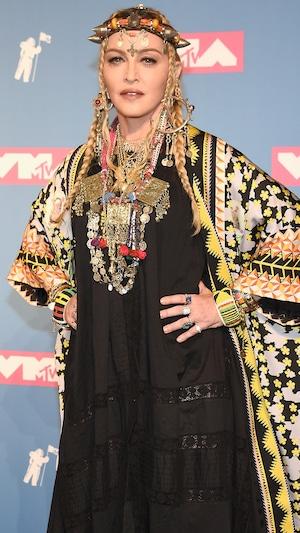 Madonna, 2018 MTV VMAs