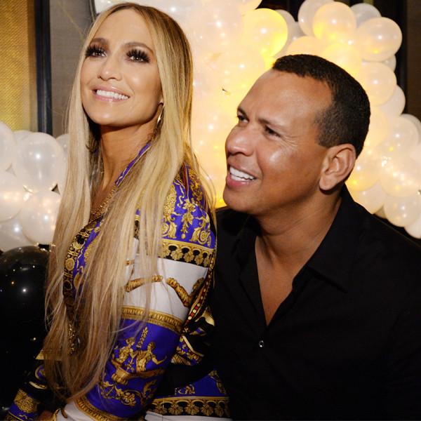 Jennifer Lopez, Alex Rodriguez, Beauty & Essex After Party, VMA After Parties 2018