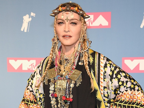 Madonna Criticized Over MTV VMAs Tribute to Aretha Franklin