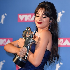 Camila Cabello, 2018 MTV Video Music Awards, VMAs