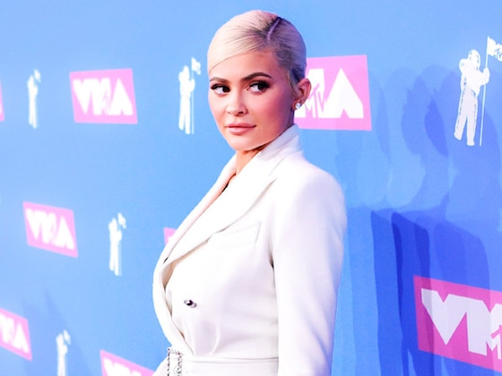 MTV VMAs vs. After-Party Fashion: Kylie Jenner Trades Angelic White for Badass Leather