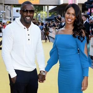 Idris Elba, Sabrina Dhowre
