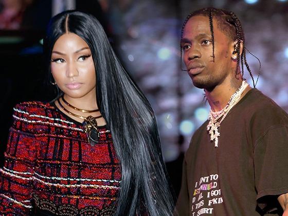 Nicki Minaj Puts Travis Scott on Blast Again, Compares Herself to Harriet Tubman and Rosa Parks