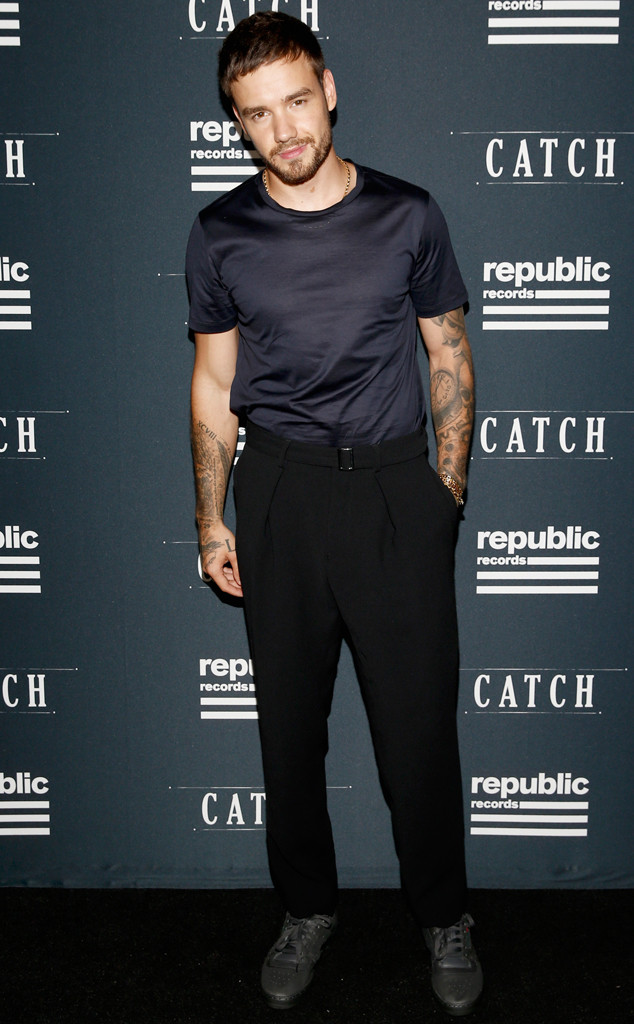 Liam Payne, Republic Records After Party, VMA After Parties 2018