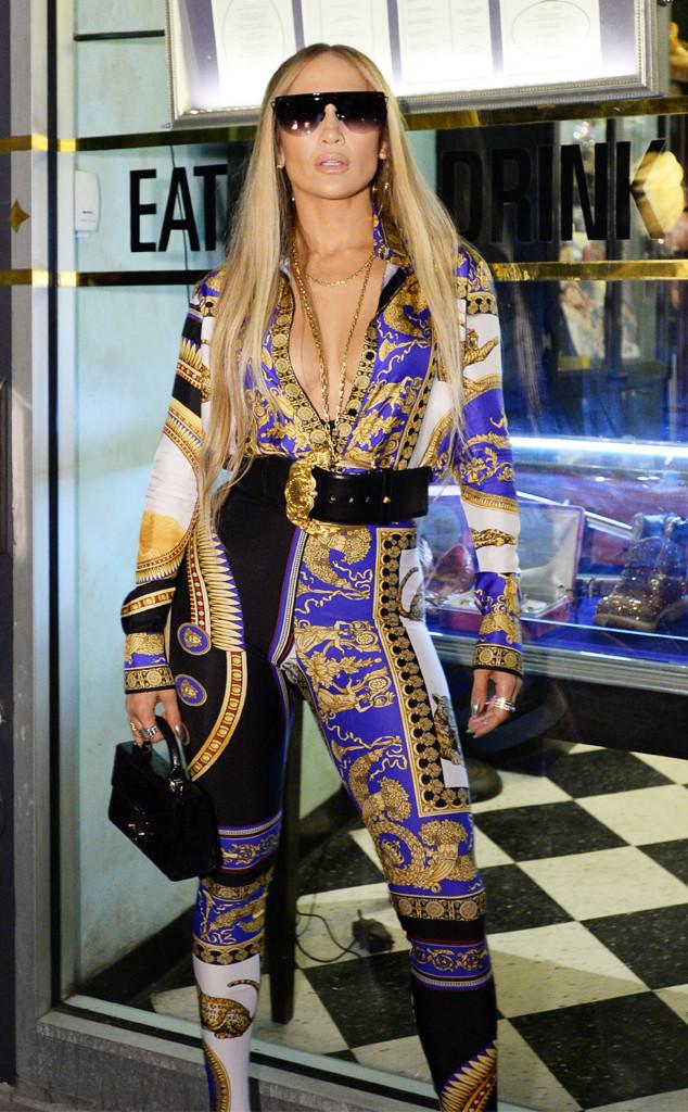 Jennifer Lopez, VMA After Parties 2018