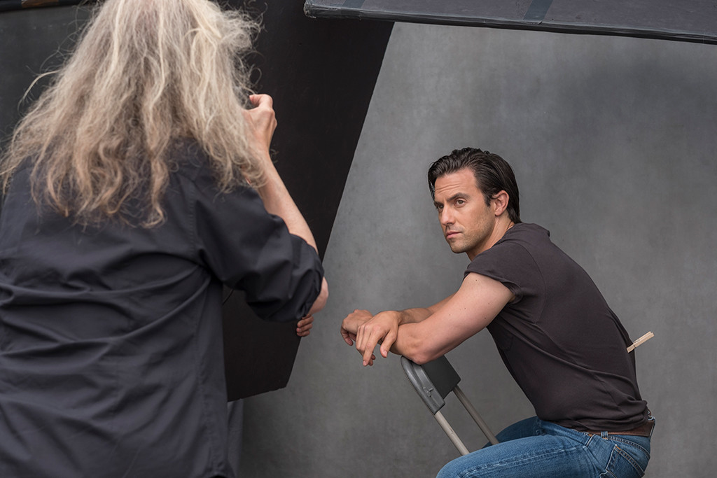 This Is Us Annie Leibovitz Shoot