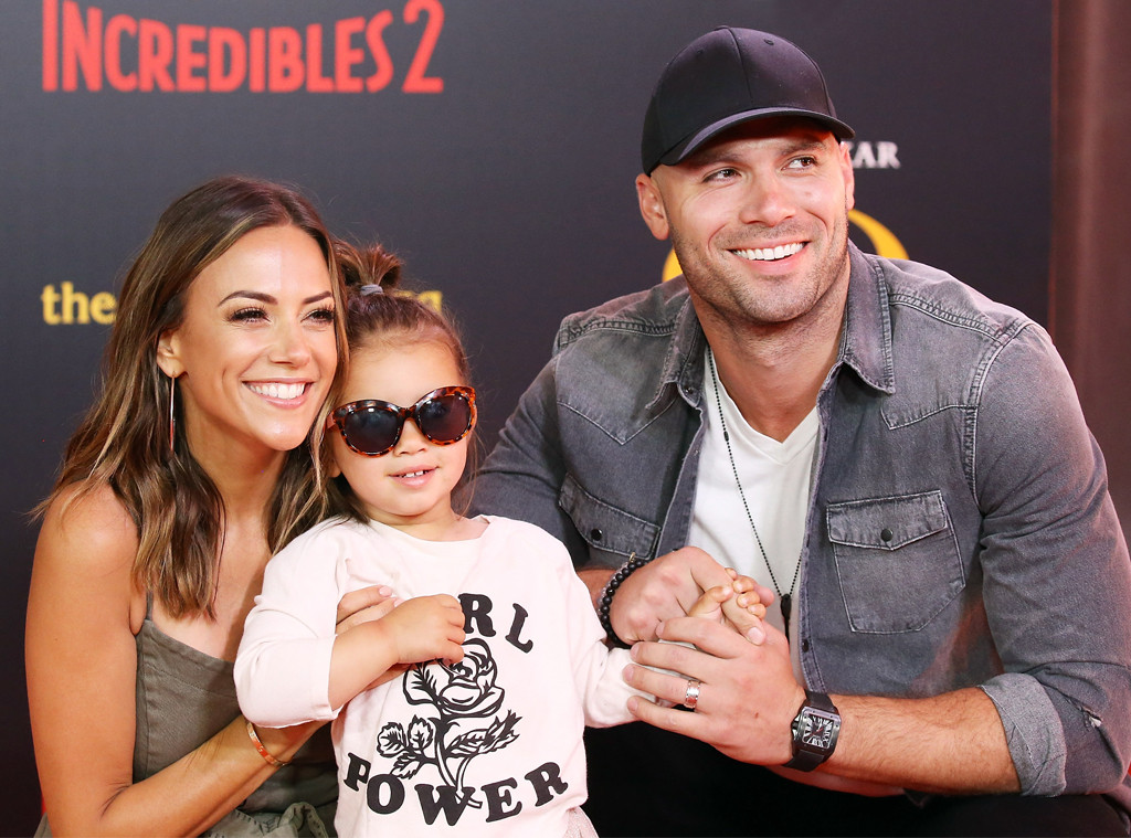 Jana Kramer and Mike Caussin