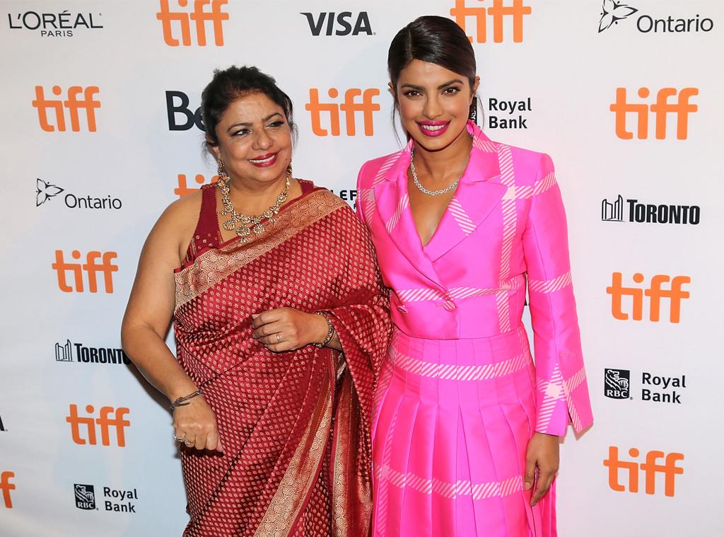 Priyanka Chopra, Dr Madhu Chopra