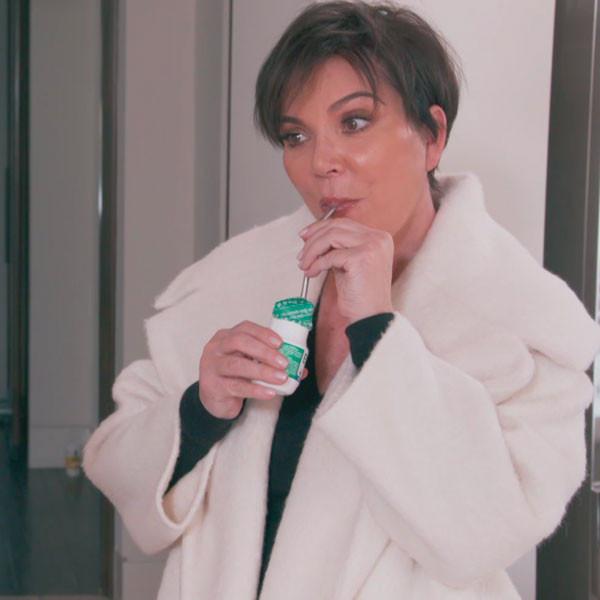 Kris Jenner, Kourtney Kardashian, KUWTK 1504