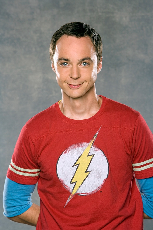 The Big Bang Theory, Jim Parsons