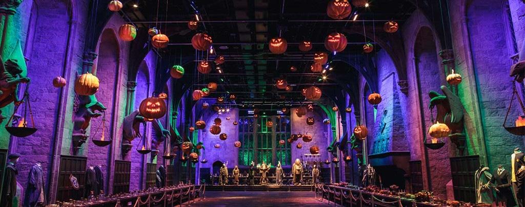 Hogwarts, Halloween, Dark Arts, Warner Bros. Studio Tour London
