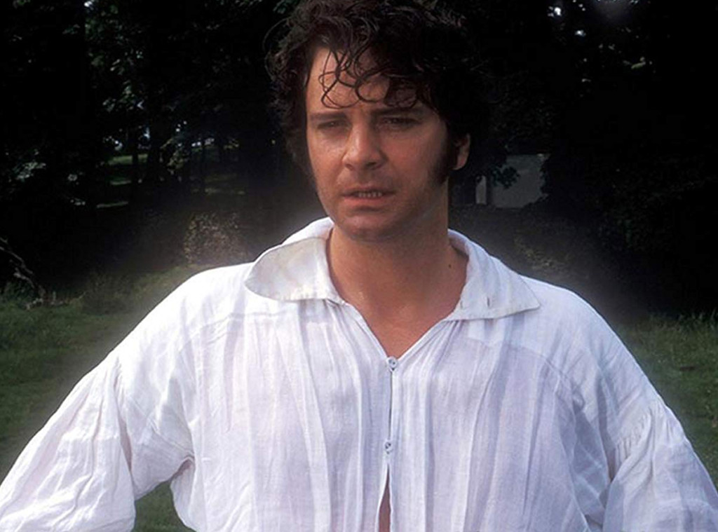Colin Firth, Pride and Prejudice