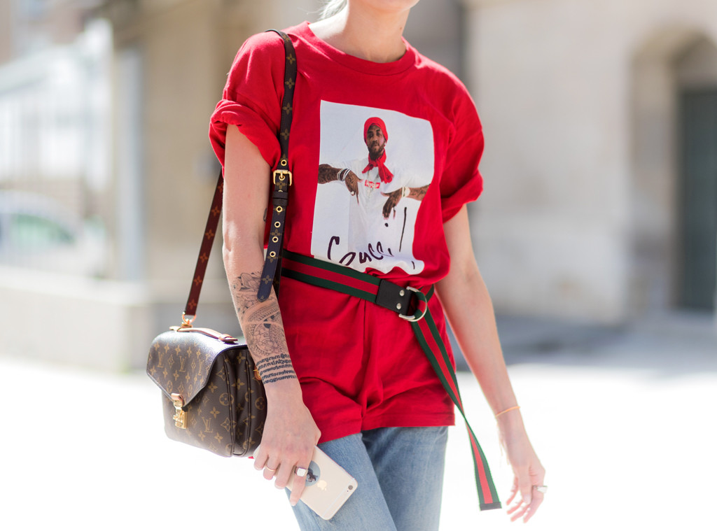 126f5fab6 14 Graphic Tees That You Can Dress Up or Down | E! News