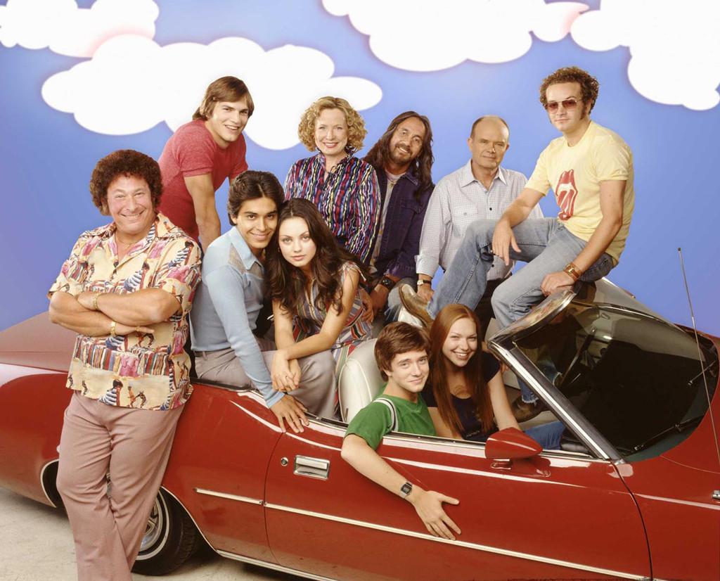 That 70s Show, Cast