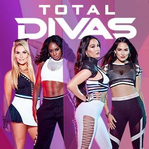 Total Divas S8 Show Package Assets