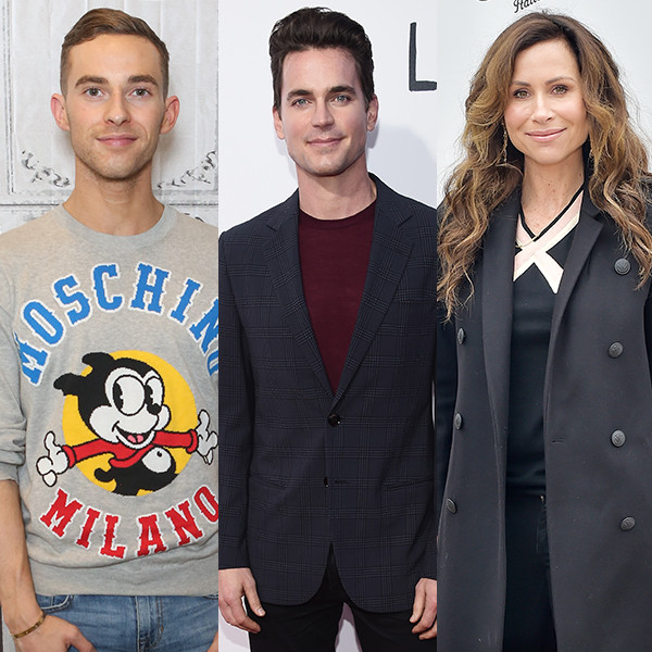 Will and Grace Casts Adam Rippon, Matt Bomer and Minnie Driver for Upcoming Season