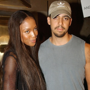 Naomi Campbell, David Blaine